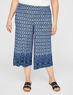 AnyWear Sonoma Wide Leg Capri