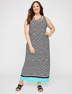 Maine Shores Maxi Dress