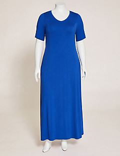 Lakeport Maxi Dress (With Pockets)