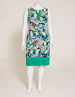 Palm Springs Shift Dress