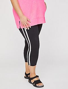 River Grove Active Legging Capri
