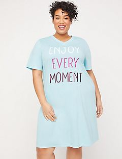 Enjoy Every Moment Sleepshirt