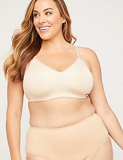Smooth Comfort No-Wire Bra