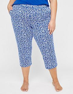 Vineyard Cotton Sleep Capri