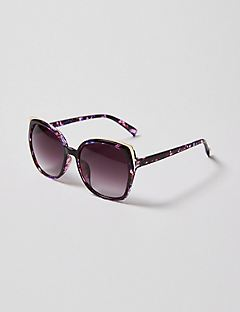 Colorful Cateye Sunglasses