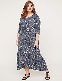 AnyWear Wild Breeze Maxi Dress
