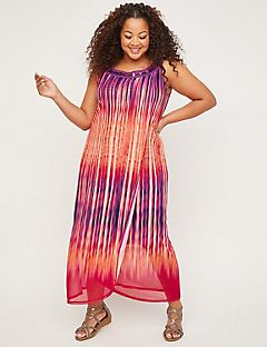 Sunset Falls Maxi Dress