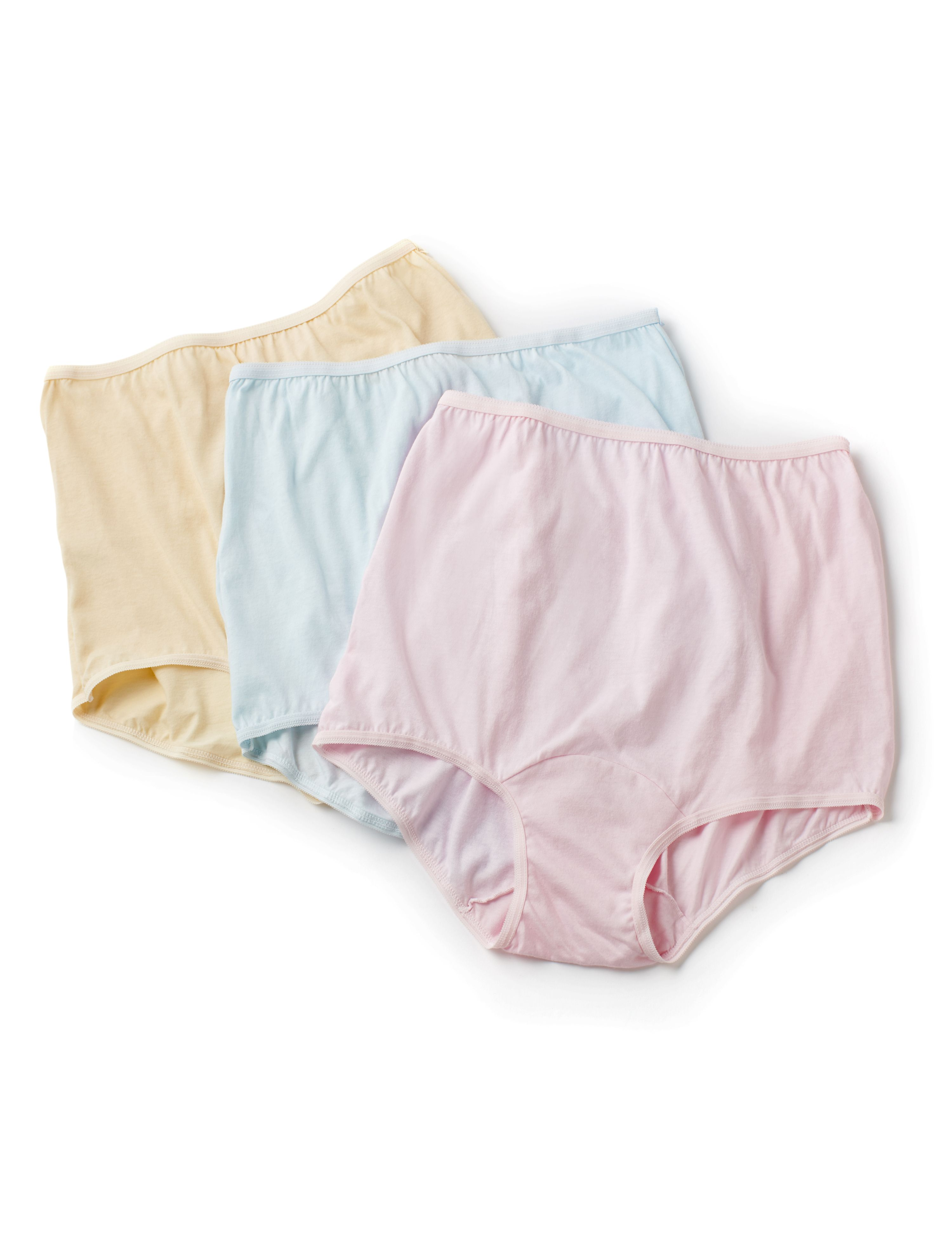 3-Pack Cotton Panties 3-Pack Cotton Panties MP-200103838