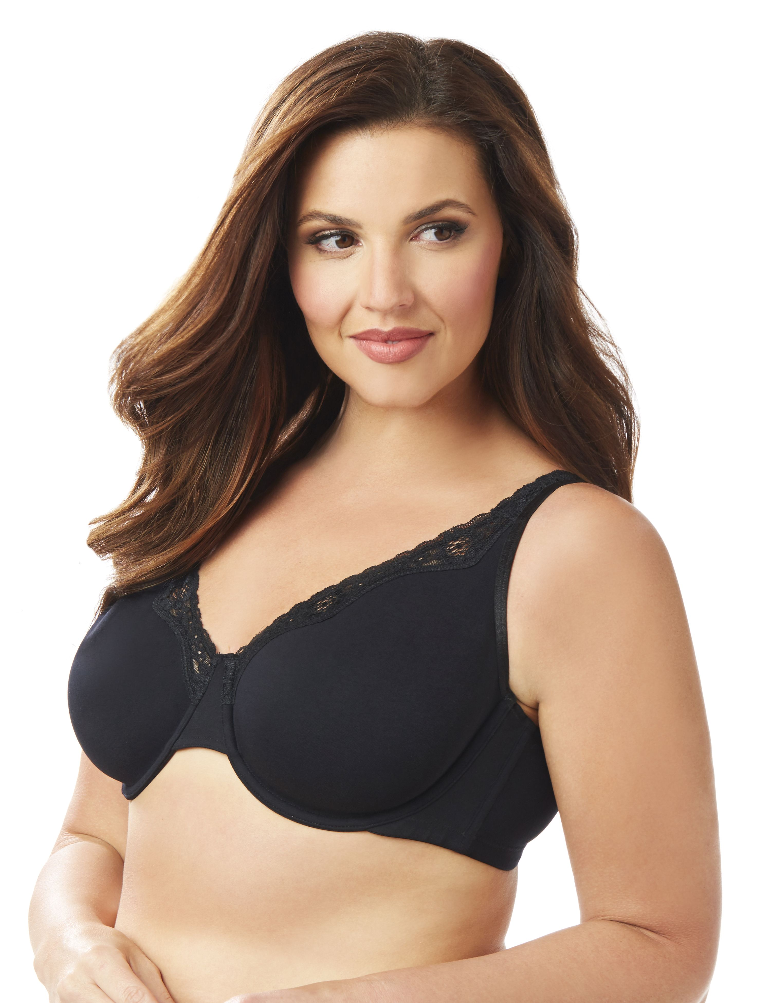 Underwire Cotton Comfort Bra Underwire Cotton Comfort Bra MP-201019665