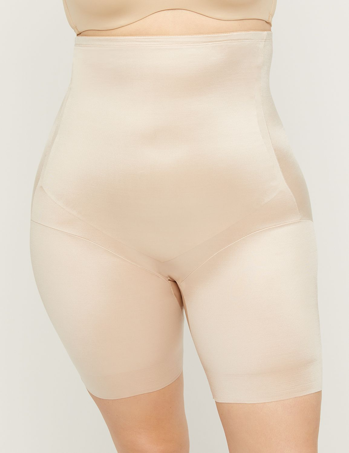 Firm Control Hi-Waist Thigh Shaper Firm Control Hi-Waist Thigh Slimmer MP-200822606